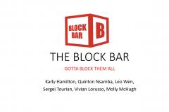 Block Bar