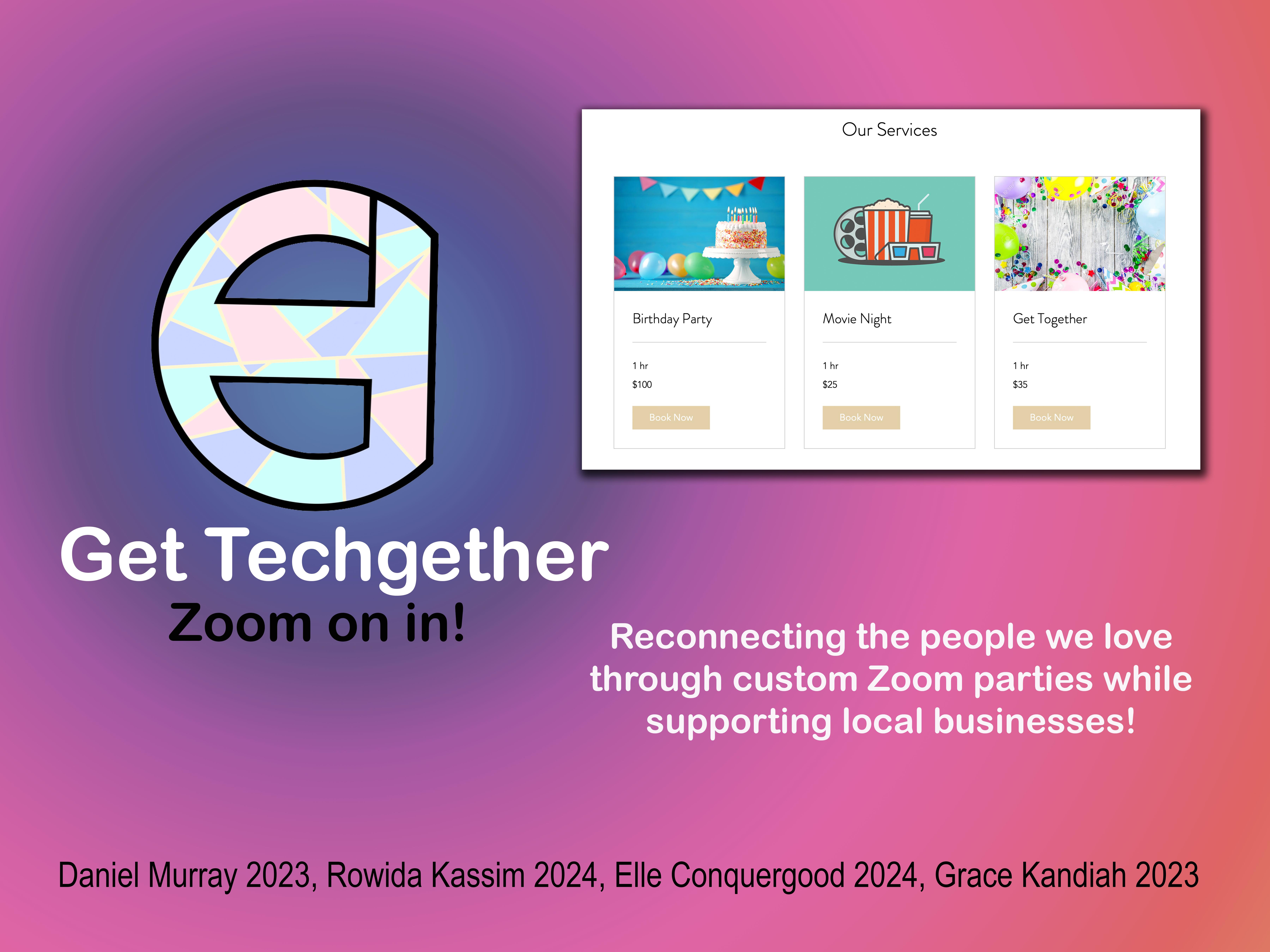Get-Techgether